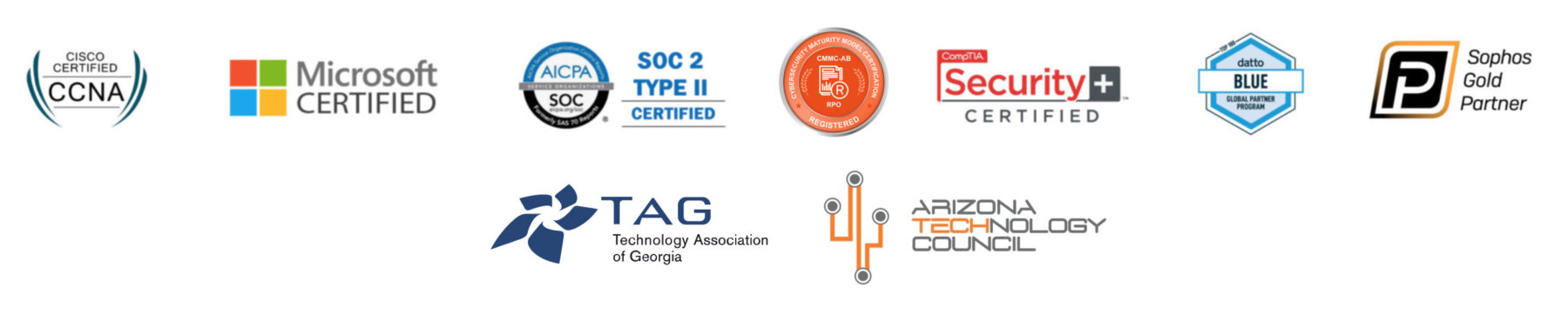 Certifications and Associations